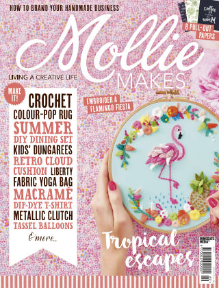 Mollie Makes Issue 69