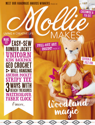 Mollie Makes Issue 70