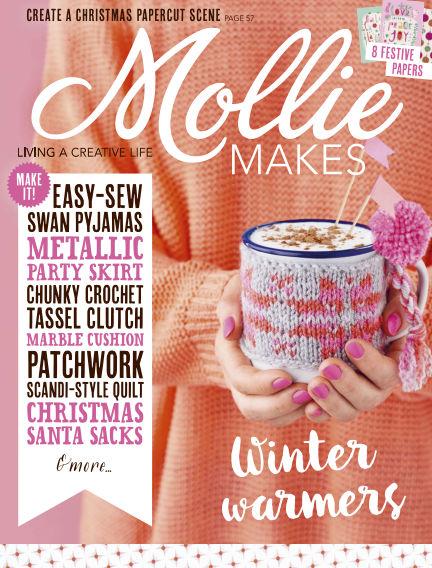 Mollie Makes September 15, 2016 00:00