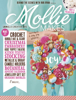 Mollie Makes Issue 72