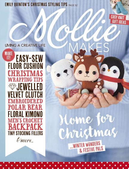 Mollie Makes November 10, 2016 00:00