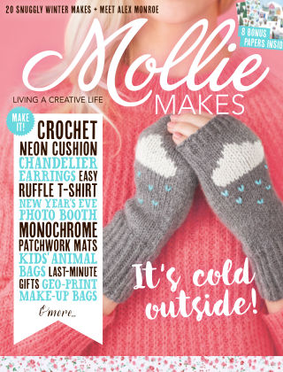 Mollie Makes Issue 74