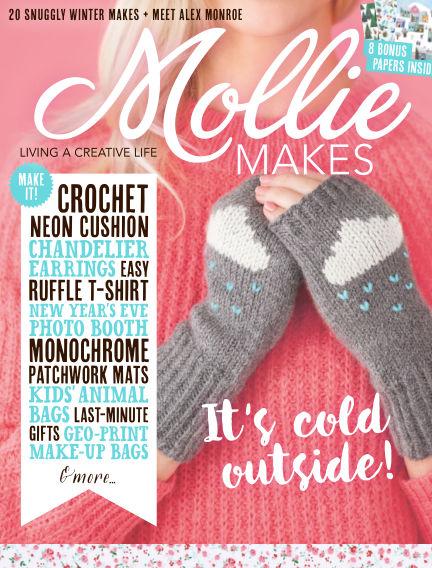 Mollie Makes December 08, 2016 00:00