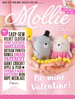 Mollie Makes Issue 75