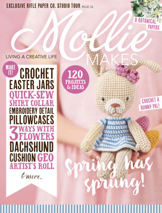 Mollie Makes Issue 77