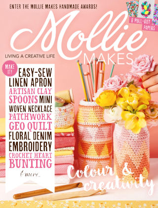 Mollie Makes Issue 79