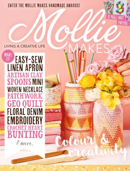Mollie Makes April 22, 2017 00:00