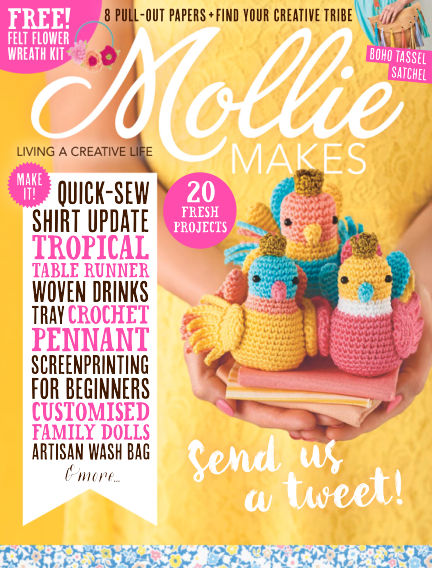 Mollie Makes May 20, 2017 00:00