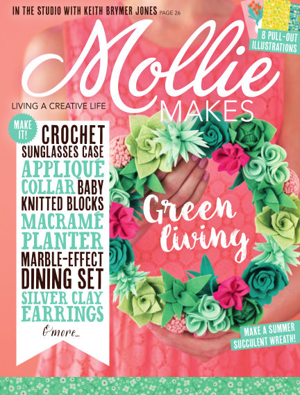 Mollie Makes July 20, 2017 00:00