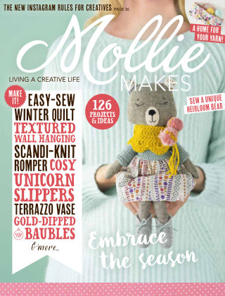 Mollie Makes Issue 84