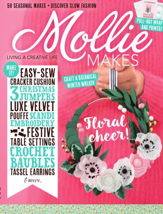 Mollie Makes Issue 86