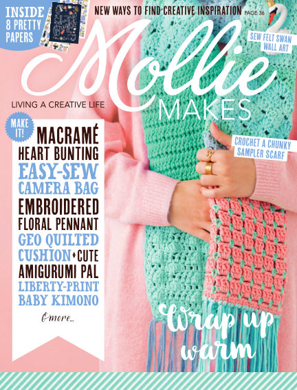Mollie Makes January 04, 2018 00:00