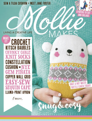 Mollie Makes Issue 87