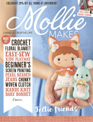Mollie Makes Issue 89