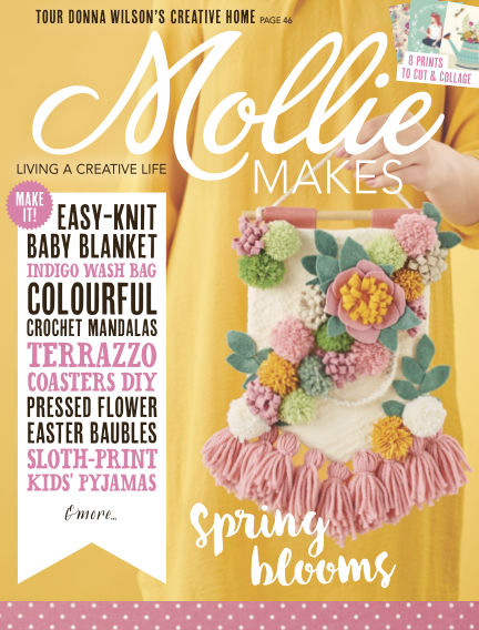 Mollie Makes March 01, 2018 00:00