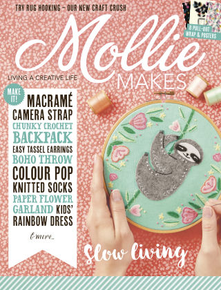 Mollie Makes Issue 91