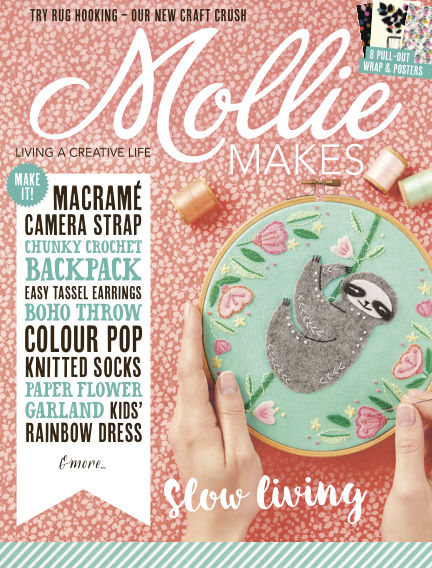 Mollie Makes March 29, 2018 00:00