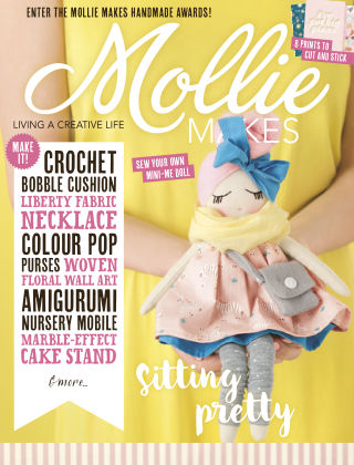 Mollie Makes Issue 92