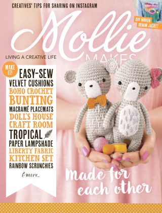 Mollie Makes Issue 93