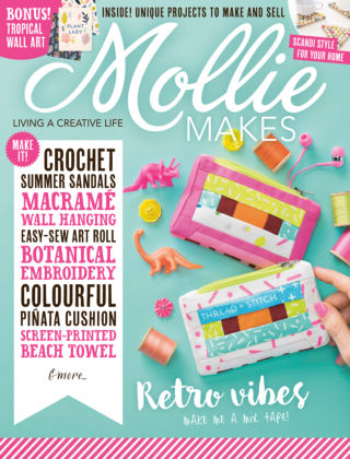 Mollie Makes Issue 94
