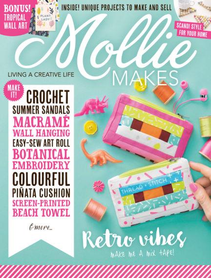 Mollie Makes June 21, 2018 00:00