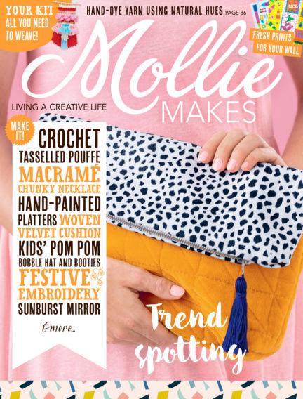 Mollie Makes September 11, 2018 00:00