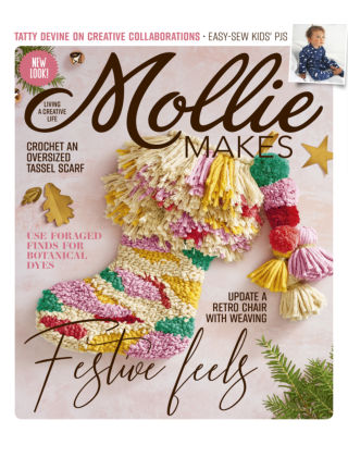 Mollie Makes Issue98
