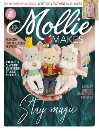 Mollie Makes Issue 99