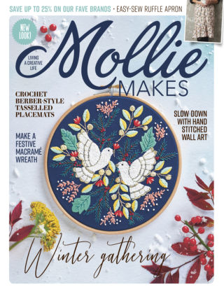 Mollie Makes Issue100