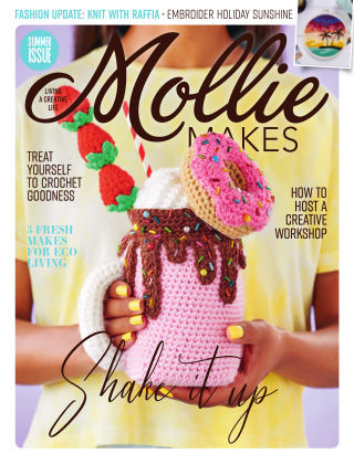 Mollie Makes August2019