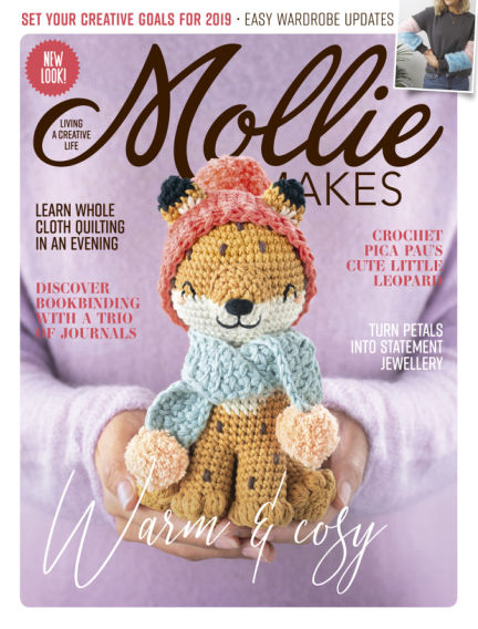 Mollie Makes December 27, 2018 00:00