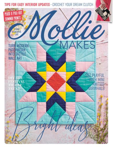 Mollie Makes June 13, 2019 00:00