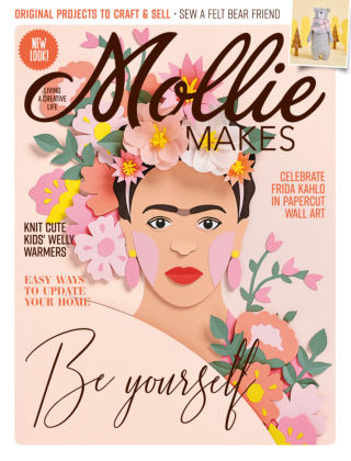 Mollie Makes February2019