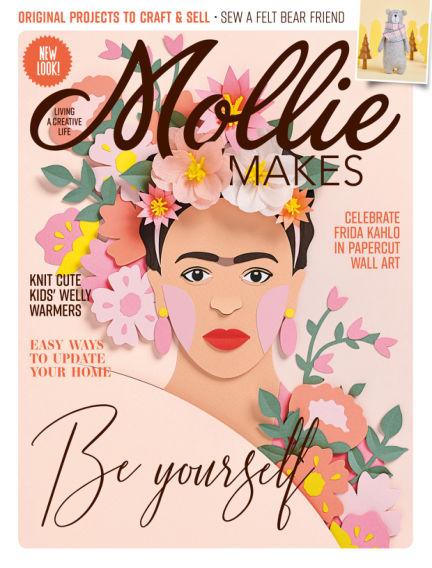 Mollie Makes January 24, 2019 00:00