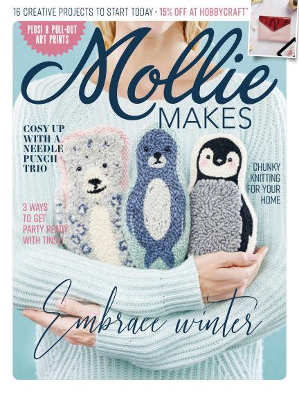 Mollie Makes November 28, 2019 00:00