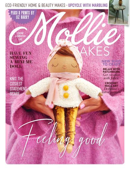 Mollie Makes December 27, 2019 00:00