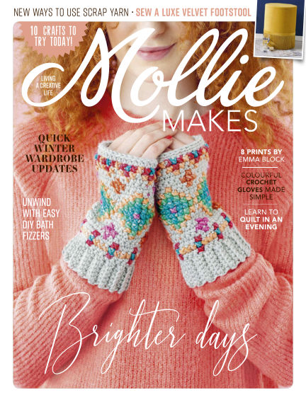 Mollie Makes January 23, 2020 00:00