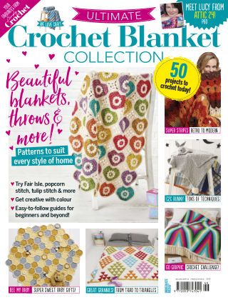 Mollie Makes BlanketCollection