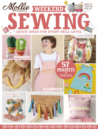 Mollie Makes Weekend Sewing