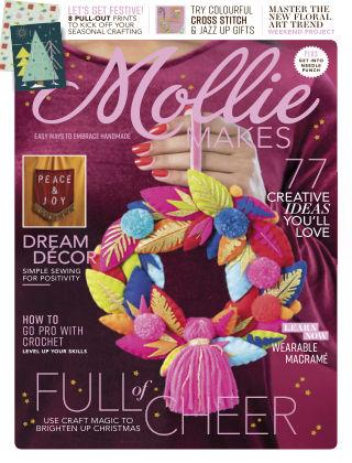 Mollie Makes November2020