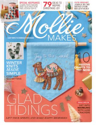 Mollie Makes December2020