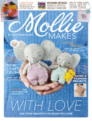 Mollie Makes March2021