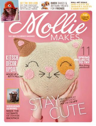 Mollie Makes May2021