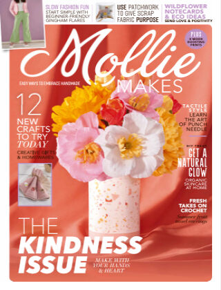 Mollie Makes June2021