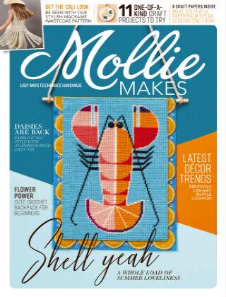 Mollie Makes September2021