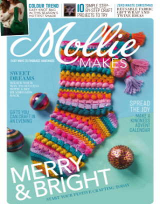 Mollie Makes November2021