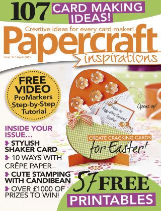Papercraft Inspirations April 2015