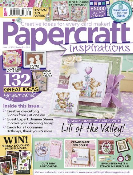 Papercraft Inspirations July 21, 2015 00:00