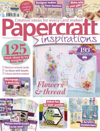 Papercraft Inspirations Sep 2016