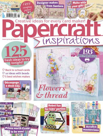 Papercraft Inspirations July 14, 2016 00:00